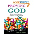 Proving the existence of God: Down-to-earth answers and your new life beyond (Inspirational Books) (Volume 1)