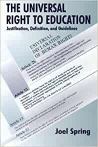 The Universal Right to Education: Justification