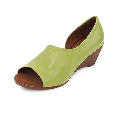 bdee0df1b813d8 [Bueno Shoes] ブエノシューズ トルコ製 オープントゥサイドカットサンダル【J2410】 (
