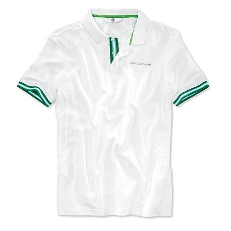 BMW Golf Sport Polo Blanco Hombre XXL: Amazon.es: Deportes y aire ...