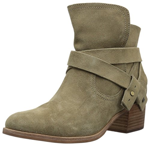 Ugg Womens Casual Boots (UGG Women's Elora Ankle Boot, Antilope, 7 M US)