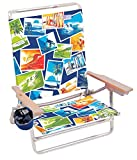 Automotive : Rio Beach Classic 5 Position Lay Flat Folding Beach Chair - Soul Surfer Polaroid
