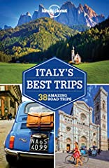 Lonely Planet: The world's leading travel guide publisher        Discover the freedom of open roads with Lonely Planet's Italy's Best Trips, your passport to up-to-date advice on uniquely encountering Italy via l'auto. Featuring 38 ama...