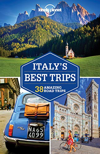 Lonely Planet Italy's Best Trips (Travel Guide) (Best Trips To Ireland)