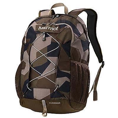 70%OFF Marmot Unisex Eldorado Fragment Camo/Brown Moss Backpack