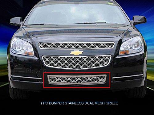 (Fedar Lower Bumper Dual Weave Mesh Grille for 2008-2012 Chevy Malibu)