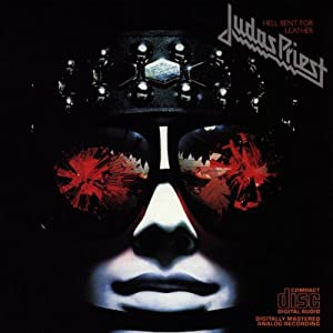 Judas Priest Hell Bent For Leather Amazon Com Music