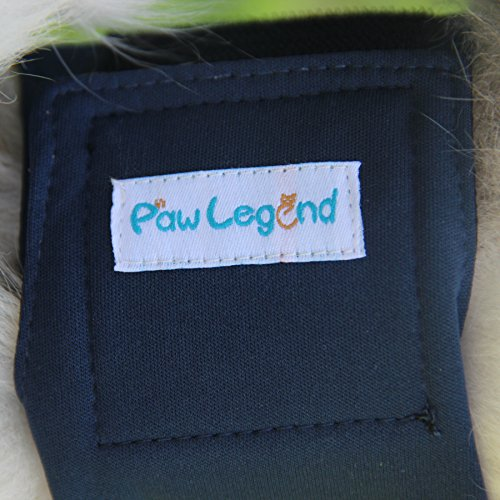 Pictures of Paw Legend Washable Dog Belly Wrap DiapersMale 5