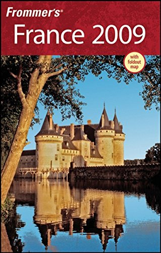 Frommer's France 2009 (Frommer's Complete Guides)