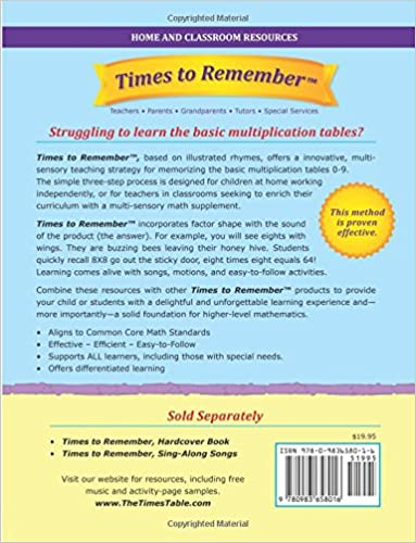 Times to Remember: The Fun and Easy Way to Memorize the ...