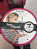 Travel Set Bundle: Paul Mitchell Pardon My French Express Ion Tool Gift Set Hair Dryer, Flat Iron