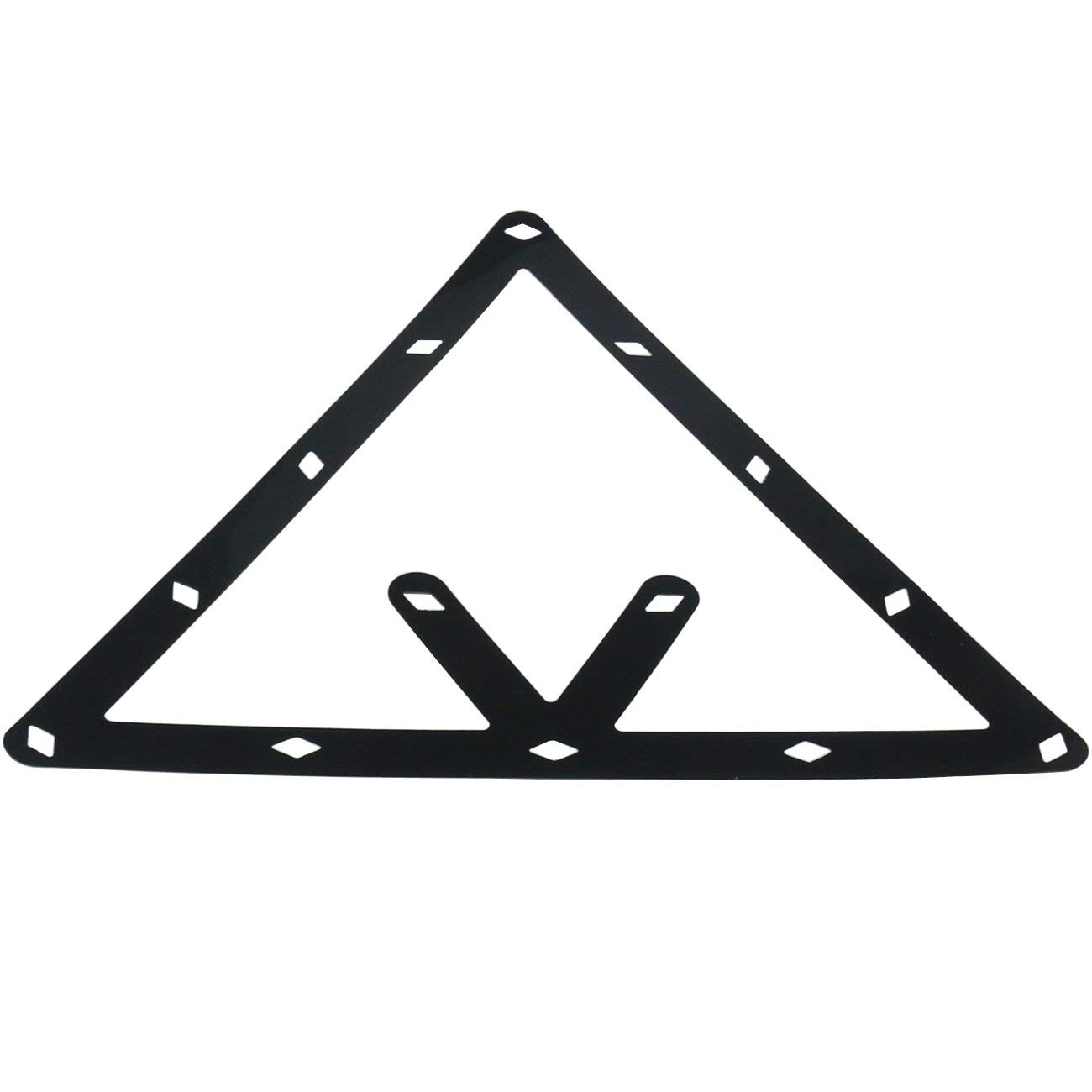 and 10 Ball Combo Pack and Snooker 9 TIHOOD 6PCS Magic Ball Rack Holder Sheet Billiards Triangle Cue Accessories for Magic Ball Rack 8