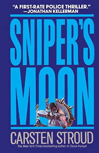 book cover of Sniper\'s Moon
