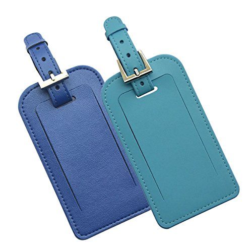Leather Luggage Suitcase Labels Accessories product image