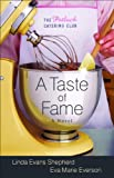 A Taste of Fame: A Novel (The Potluck Catering Club)