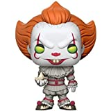Funko Pop Movies: IT-Pennywise with Boat Collectible Figure
