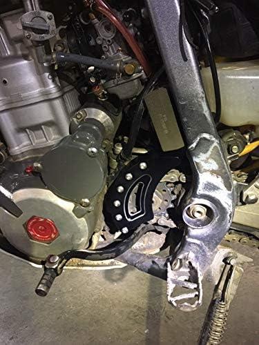 CASE GUARD FITS DRZ400 BLACK