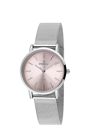 Reloj NOWLEY Mujer. Pulsera Malla MILANESA