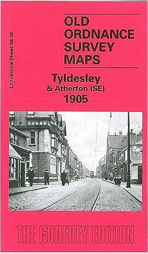 Tyldesley and Atherton (SE) 1905: Lancashire Sheet 94 16