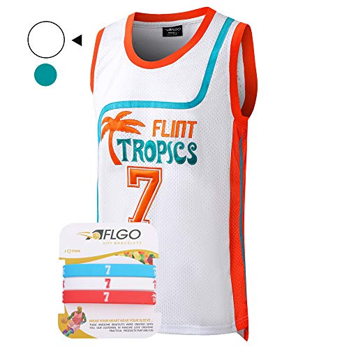 AFLGO Coffee Black 7 Flint Tropics Pro Basketball