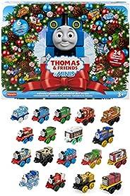 Thomas & Friends MINIS Advent Calendar 24 Miniature Push-Along Toy Tr