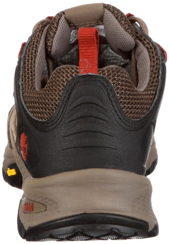 de Timberland LTHR Marrón Zapatillas deporte de LOW nobuck GREIGE 57166 hombre LEDGE GTX cuero para 11aTwqfx