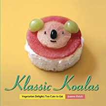 Vegetarian Delights Too Cute to Eat