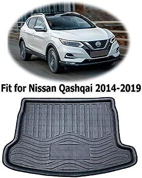 kaser Tappeto Baule Bagagliaio per Nissan X-Trail 2014-2020 Tappetino su Misura per Bagagliaio in Materiale TPE Eva Inodore Antiscivolo Impermeabile