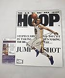 Stephen Curry Signed Hoop Magazine Basketball Warriors Gsw - JSA Certified