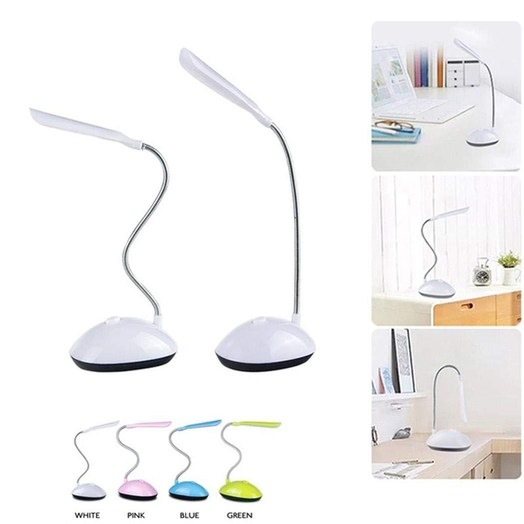 Lámpara plegable de escritorio Kuerli (4 colores) por sólo 2,60€ con el #código: WHTCQ8SM