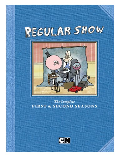 Which is the best regular show dvd box set?