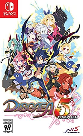 Disgaea 5 Complete - Wii U