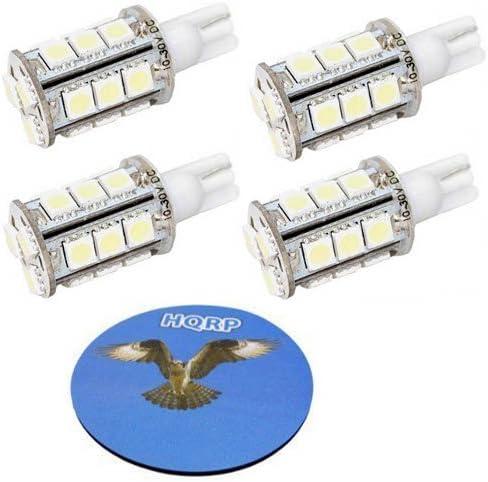 1x T10 Wedge Base LED Bulb 30 SMD3528 Cool White for Malibu Landscape light