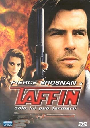 Taffin [Italia] [DVD]: Amazon.es: Patrick Bergin, Pierce Brosnan ...