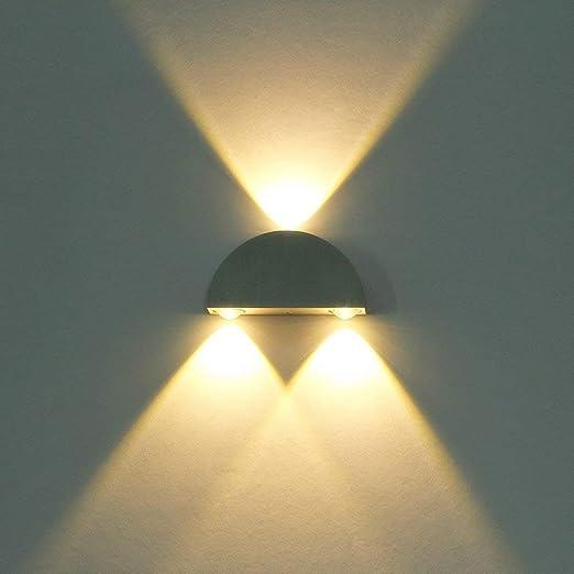 Chitty Mini Lámpara De Pared LED Blanco Cálido Diseño Moderno ...