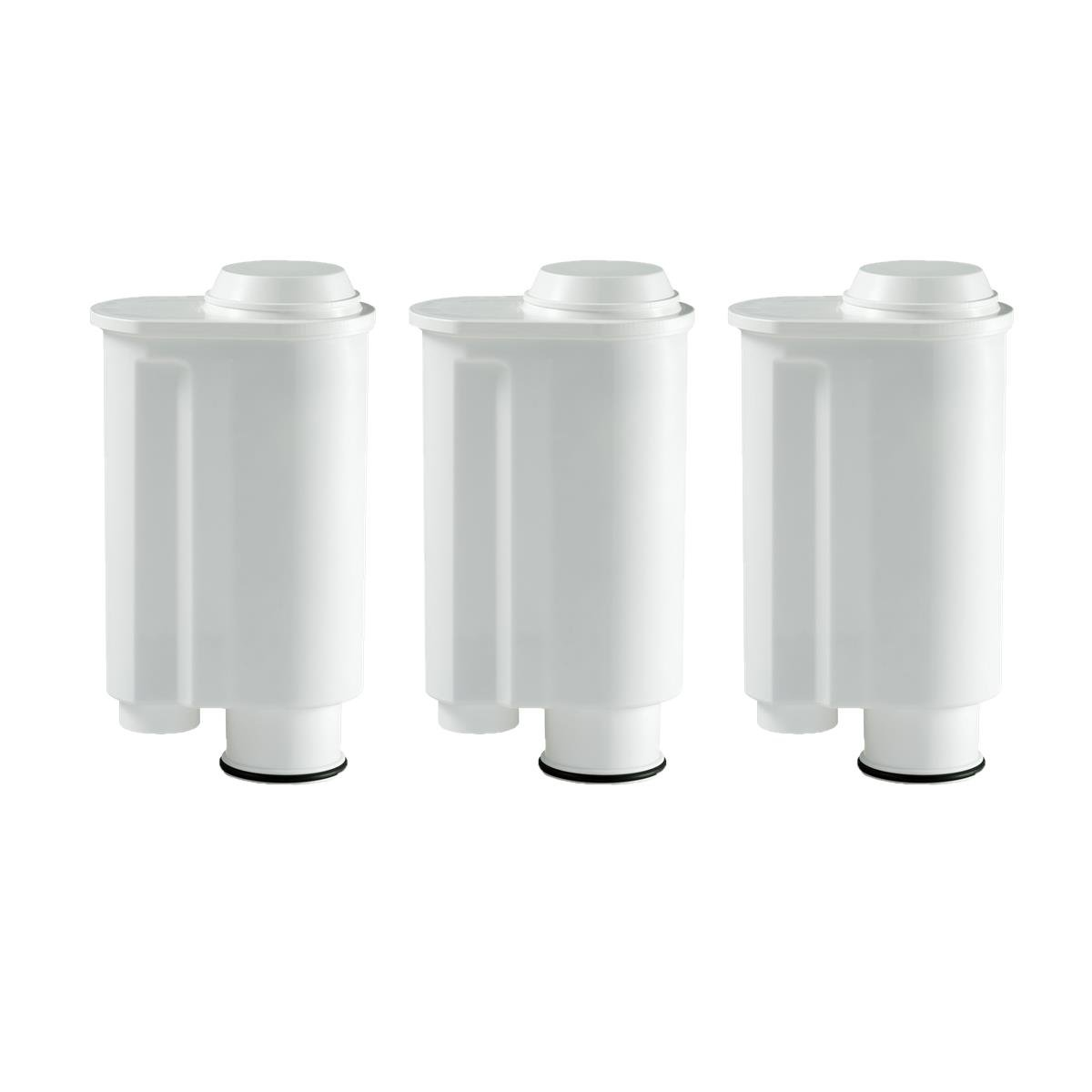 3 filtro de agua cartuchos compatible con Saeco Philips Intenza, Lavazza Gaggia, A Modo Mio máquinas de café Espresso y Veollautomaten, ...