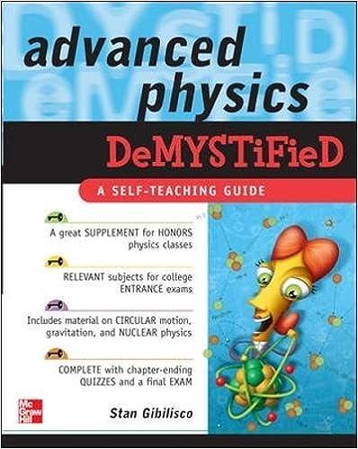 Advanced Physics Demystified 9780071479448