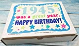 Woodstock Candy ~ 1945 75th Birthday Gift Box of