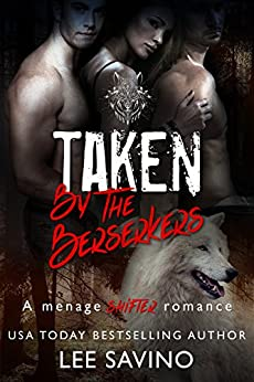 Taken Berserkers Menage Shifter Romance ebook product image