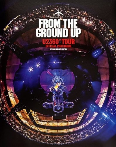 U2 – From the Ground up From U2360 (Cd Vinyl Look Retro for sale  Delivered anywhere in USA
