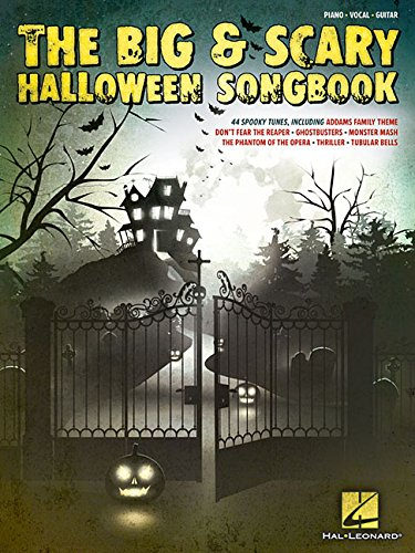 The Big & Scary Halloween Songbook -