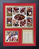 Legends Never Die San Francisco 49ers 1994 Super Bowl Champions Framed Photo Collage, 11x14-Inch