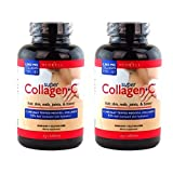 Super Collagen+c (Type 1&3) 250 X 2 by Neocell