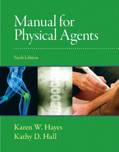 Manual for Physical Agents (6th (Allied Manual)