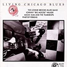 Vol. 2-Living Chicago Blues