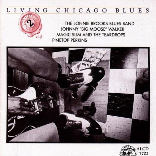 Chicago Blues Piano - Living Chicago Blues, Vol. 2
