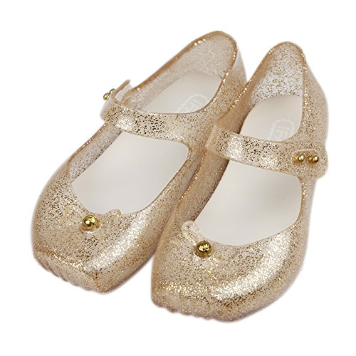 iFANS Girls Cute Bow Toddler Kids Mary Jane Flats Ballet - Kids Info For Gold