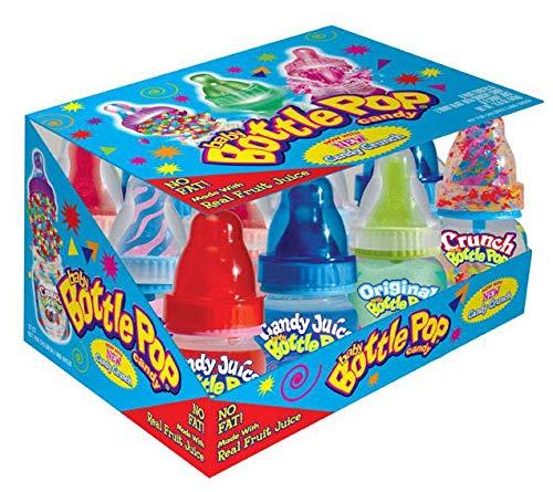 Baby Bottle Pop Rattlerz Candy - 224 per case.
