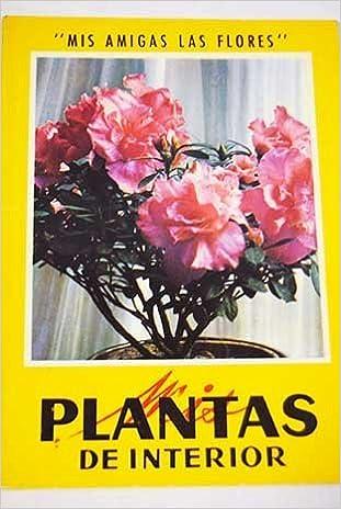 Descargar libros electrónicos y pdf Mis plantas de interior (Mis amigas las flores) DJVU