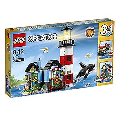 DISCO - #31051 LEGO Lighthouse Point (LEGO Creator): Toys & Games